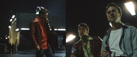 Tyler's role gradually grows within Fight Club.