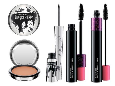 M.A.C Cosmetics Launches Brooke Candy Collection Tomorrow