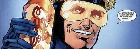 Booster Gold drink