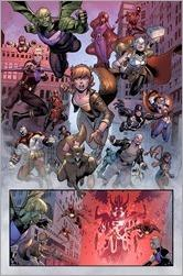New Avengers #12 First Look Preview 1