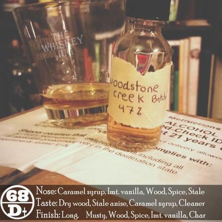 Woodstone Creek Bourbon Review