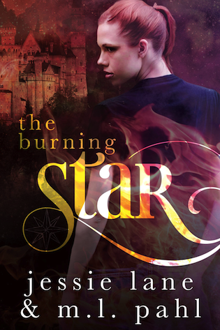 The Burning Star & The Frozen Star by Jessie Lane & M.L. Pahl @XpressoReads @JessieLaneBooks @mlpahl