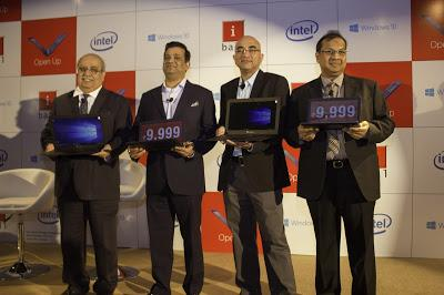 iBall CompBook Windows 10 Laptop Launch Brings A Digital Revolution