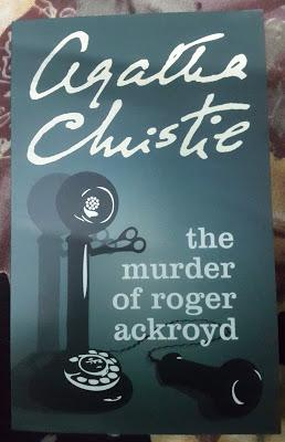 Book Review : The Murder of Roger Ackroyd