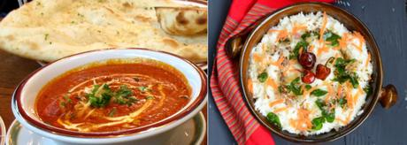 North Indian vs. South Indian Cuisines