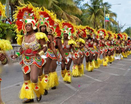 Travel to Bahamas for Junkanoo Carnival