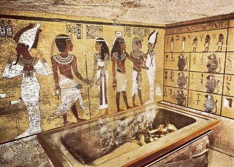 Nefertiti's Tomb Not Found in King Tut's Tomb After All
