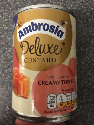 Today's Review: Ambrosia Deluxe Custard