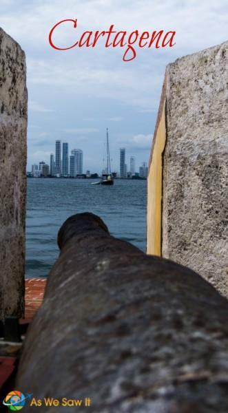 Cartagena is a curious blend of old and new.