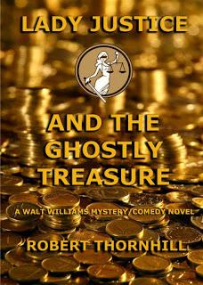 Lady Justice and the Ghostly Treasure coming out soon!
