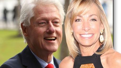 bill clinton and julie tauber mcmahon