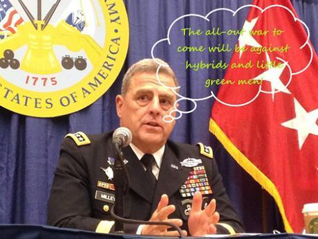 Gen. Mark Milley