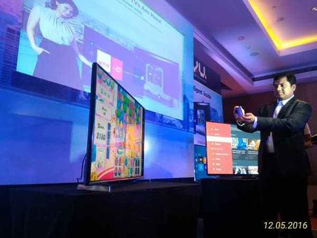 Vu PremiumSmart Televisions launched in India