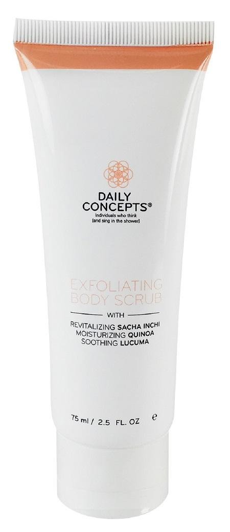 New superfood skin Care from Daily Concepts