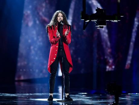 The 2016 Eurovision Song Contest in Menswear