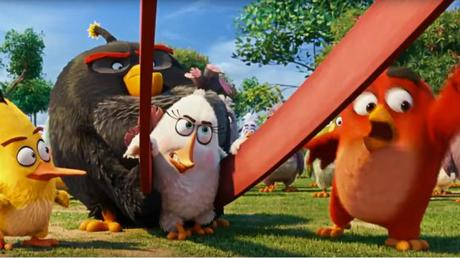 Movie Review: 'The Angry Birds Movie'
