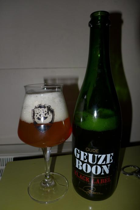 Boon Old Geuze Boon Black Label