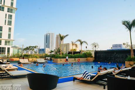 A Summer Staycation at Novotel Manila Araneta Center