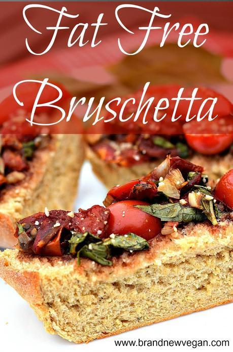 Fat Free Bruschetta pin