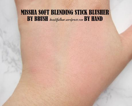 Missha Soft Blending Stick Blusher (6)