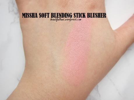 Missha Soft Blending Stick Blusher (4)