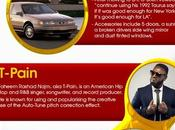 Craziest Cars Owned Celebrities Infographic
