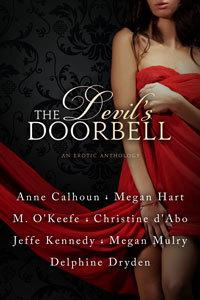 The Devil's Doorbell; An Erotic Anthology by various authors- featuring M. O'Keefe- Featurea and Review