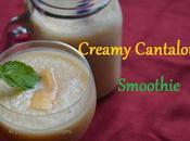Creamy Cantaloupe Smoothie Recipe, Make Banana
