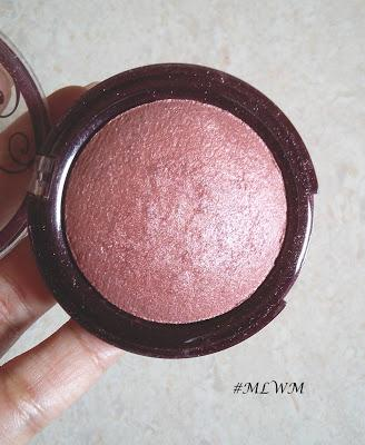 Incolor Glimmer Blusher Review & Swatches