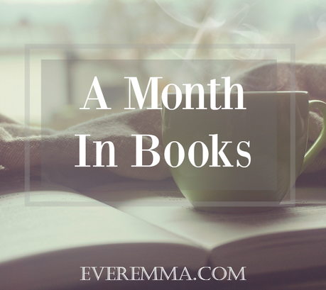 April 2016 Reading Roundup