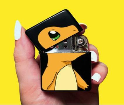 Pokemon Charmander Lighter