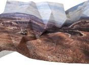 ARTmonday: Millee Tibbs' Folded Landscape Photos