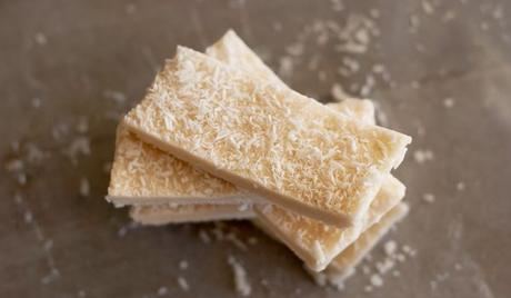 paleo dessert recipes coconut bars featured image