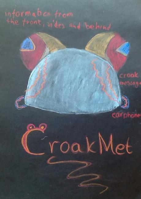 CroakMet Messaging Service – Biomimicry for Young Children