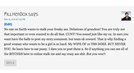 This Is What I Found When I Tracked Down My Most Recent Troll