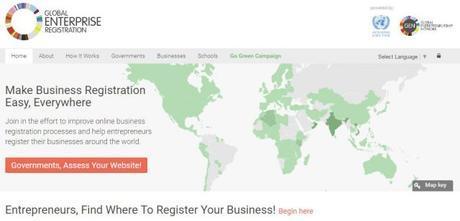 global e registration