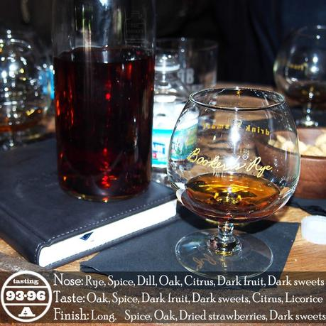 Bookers Rye Review