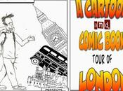 Cartoon Comic Book Tour #London No.32: Wonder Woman