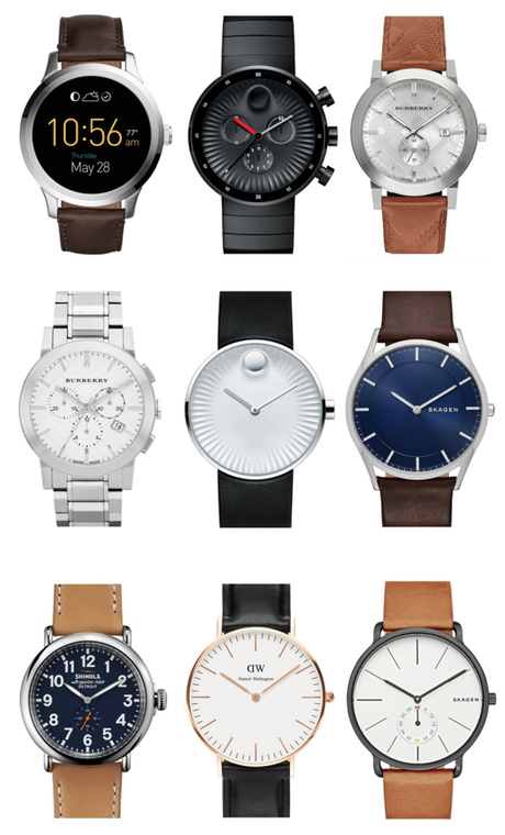 Amy Havins shares some of the best watches to give for father's day.