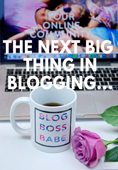blog boss babe community for bloggers