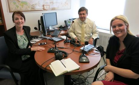 "Democracy that Delivers Podcast #16: USAID's ""Innovation Evangelist"" Alexis Bonnell on How Innovation is Changing International Development"