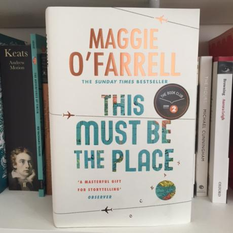 Can We Take a Minute to Appreciate the New Maggie O'Farrell Hardback?!