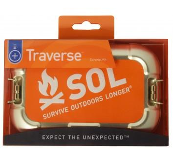 Gear Closet: SOL Traverse Survival Kit