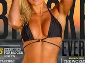 Brooke Evers Fitness Gurls Australia, May/June 2016