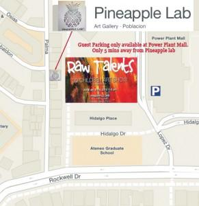 PineappleLabMap