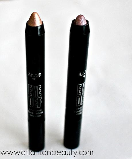 Hard Candy's Eye Def Chrome Eyeshadow Crayon