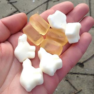 Foxes candy bear sweets