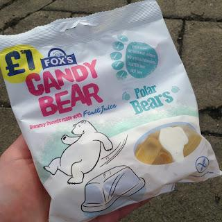 Foxs candy bear sweets
