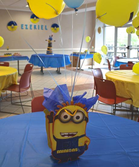 A Minion Mayhem 1st Birthday - Paperblog