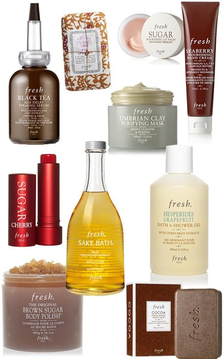Beauty Break: 10 Products From Fresh
